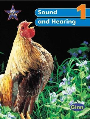 New Star Science Year 1/P2: Sound & Hearing Pupil's Book
