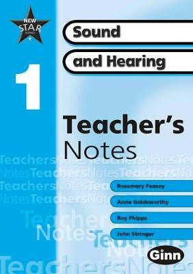 New Star Science Yr1/P2: Sound and Hearing Teacher's Notes