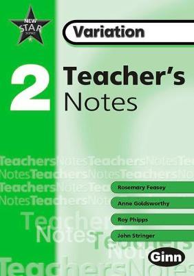 New Star Science Year 2/P3: Variation Teachers Notes