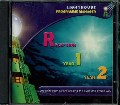 Lighthouse Programme Manager CD