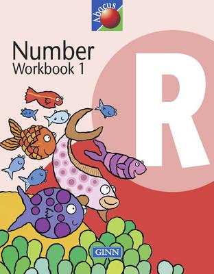 New Abacus Reception Number Workbook 1