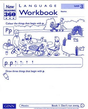 New Reading 360 Level 3 Workbook