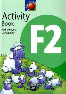 Abacus Foundation 2/P1: Activity Book