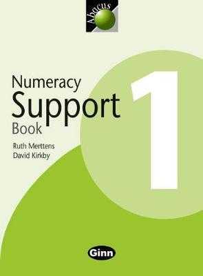1999 Abacus Year 1 / P2: Numeracy Support Book