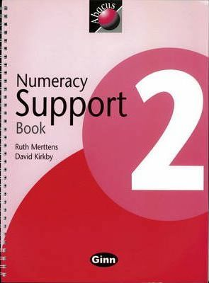 Abacus Year 2/P3: Numeracy Support Book