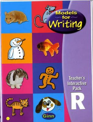 Models for Writing Reception/P1:Teachers Interactive Pack