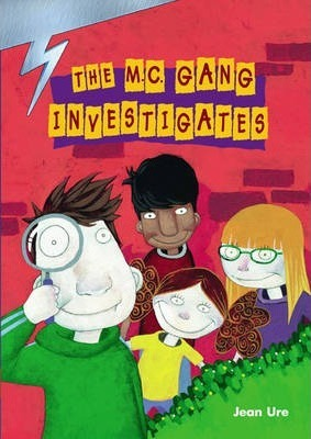 Lightning: Year 3 Short Stories Book 3 - the MC Gang Investigates