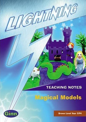 Lightning: Year 3 Non Fiction - Teacher's Notes Book 2
