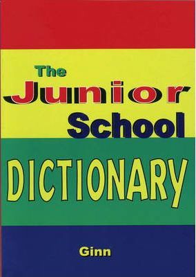 Junior School Dictionary 10pk
