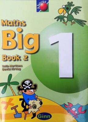 Abacus: Year 1 Big Book 2