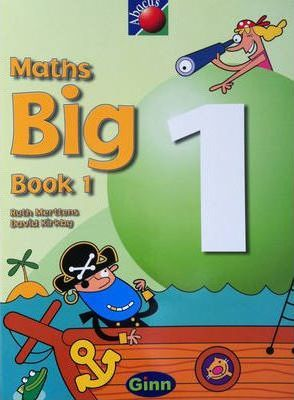 Abacus Year 1/P2: Big Books Easy Buy Pack