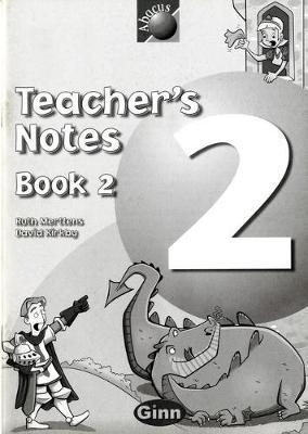 1999 Abacus Year 2 / P3: Big Book 3 Teacher Notes