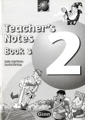Teacher's Notes 1999: Book 3, Part 3