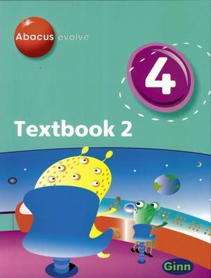 Abacus Evolve Year 4/P5: Textbook 2