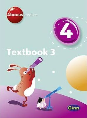 Abacus Evolve Year 4/P5: Textbook 3