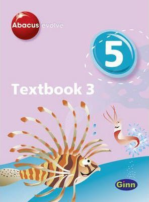 Abacus Evolve Year 5/P6: Textbook 3