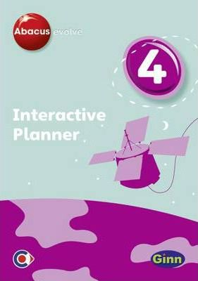 Abacus Evolve Interactive Planner Year 4 Version 1.0