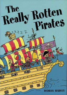 Pack of 3: The Really Rotten Pirates