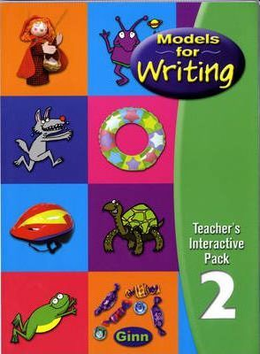 Models for Writing 2: Teachers Guide and CD