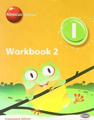 Abacus Evolve Year 1: Workbook 2