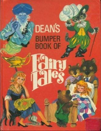 Bumper Book of Fairy Tales