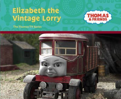 Elizabeth the Vintage Lorry