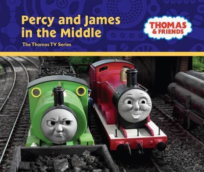 Percy and James in the Middle