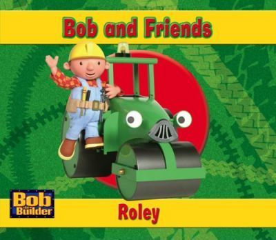 Bolt Shaped Board Book Roley