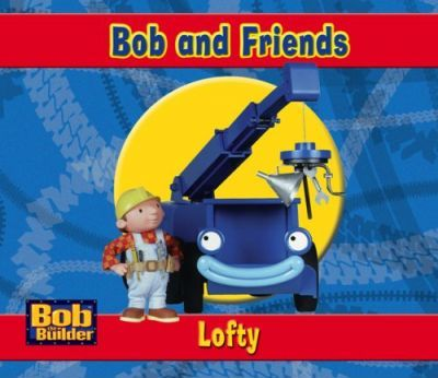 Bolt Shaped Board Book Lofty