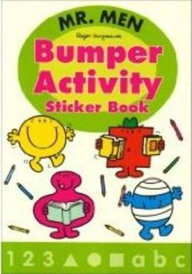 Mr. Men Bumper Activity Sticker Book