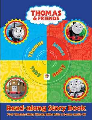 Thomas and Friends Read-Along Story Book