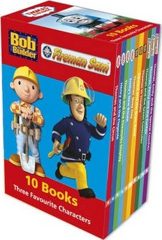 """Buzz Book: WITH """"Bob and the Goalie"""" AND """"Bob's Big Surprise"""" AND """"Bob's Boots"""" AND """"Thomas and the Circus"""" AND """"Edward and the Brass Band"""" AND """"Thomas and the Fireworks Display"""" AND """"Hot Dog"""" AND """"Mother's Helper"""" AND """"Plane Crazy"""" AND """"Dinosaur Hunt"""""""