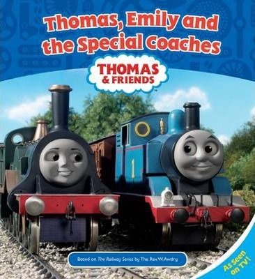 Thomas, Emily and the Special Coaches