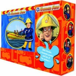 Fireman Sam Board Book Pack with Poster and Stickers