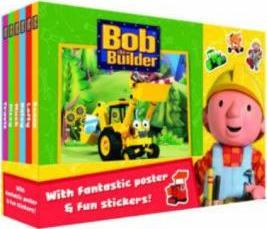 Bob the Builder Board Book Collection