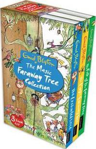 The Magic Faraway Tree Collection