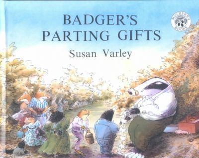Badger s parting gifts susan varley 9780606251105 fandeluxe Images