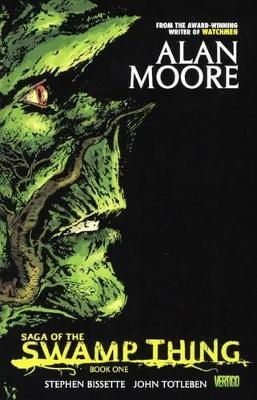 Saga of the Swamp Thing, Book 1 Cover Image