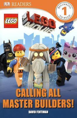 Lego Movie: Calling All Master Builders