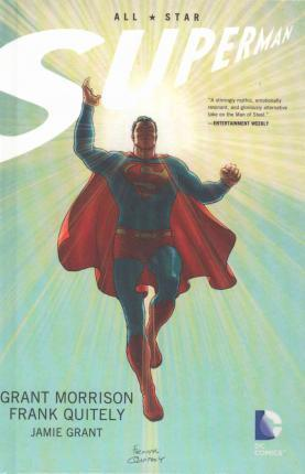 All Star Superman Cover Image