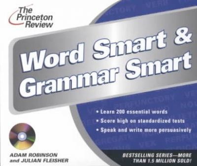 The Princeton Review Word Smart & Grammar Smart CD