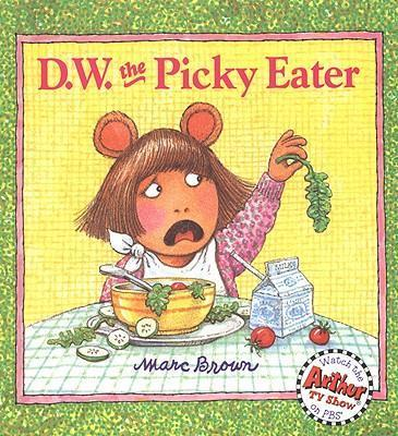 D.W. the Picky Eater