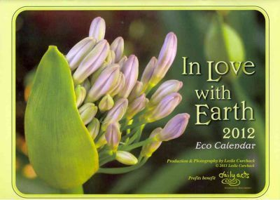 2012 in Love with Earth Wall Calendar