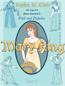 Mary King Part II Cover Image