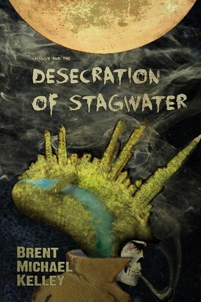 Chuggie and the Desecration of Stagwater Cover Image