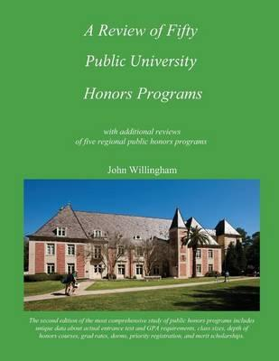 A Review of Fifty Public University Honors Programs