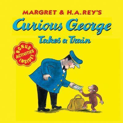 Curious George Takes Train