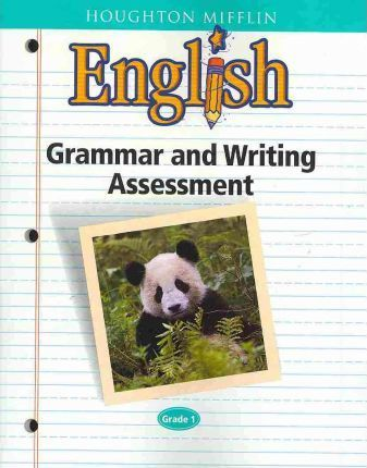 Grammar and Writing Assessment Grade 1