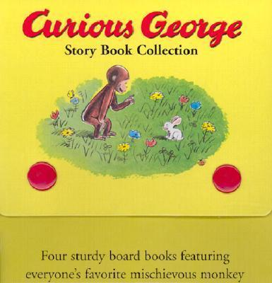 Curious George Story Book Collection Box Set