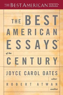 The best american essays of the century professor of english